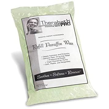 Amazon.com: Cera de Parafina Refill Therabath 1 Lb Refill ...