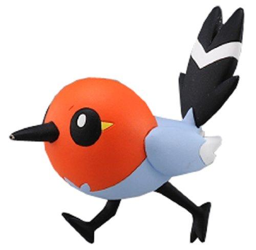Takaratomy Official Pokemon X and Y MC-008 ~ 2 Helioptile//Elikiteru Action Figure