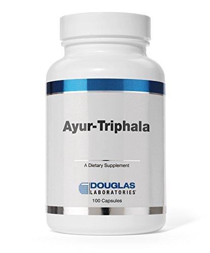 Douglas Laboratories - Ayur-Triphala - Ayurvedic Herbal Formula to Support Immune System, Detoxification, and Digestion* - 100 Capsules