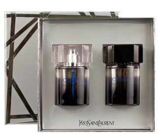 YSL Yves Saint Laurent L Homme LIBRE Gift Set for Men 3.3 OZ EDT Spray, 3.3 OZ AFTERHAVE LOTION