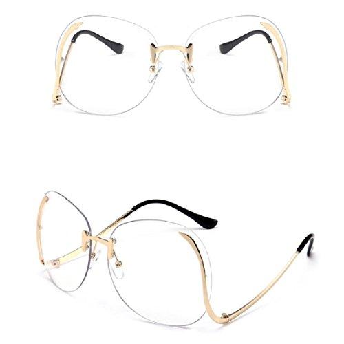 Ikevan 2017 Fashion Retro Newest Women Glasses Unisex Fashion Aviator Mirror Lens Sunglasses - 2017 Sunglasses Womens