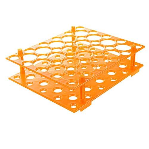 (Preamer Plastic Test Tube Rack Holder for 10ML/15ML/50ML Conical Test Tubes)