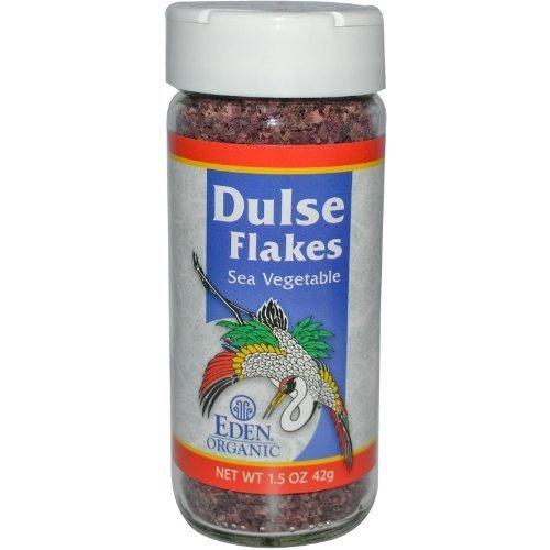Eden Foods Raw Organic Dulse Flakes (Dulse Organic Flakes)