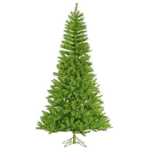 Vickerman Unlit Tinsel Artificial Christmas Tree, 5.5