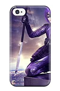 Lori Hammer's Shop New Premium Hit Girl Kick Ass Movie Skin Case Cover Excellent Fitted For Iphone 4/4s 6160010K19947792