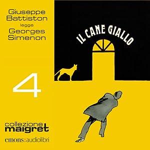 Il cane giallo (Maigret 4) Audiobook