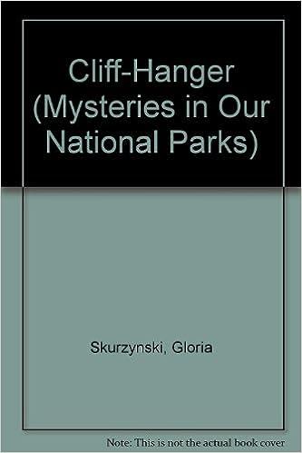 mysteries in our national parks cliff hanger ferguson alane skurzynski gloria