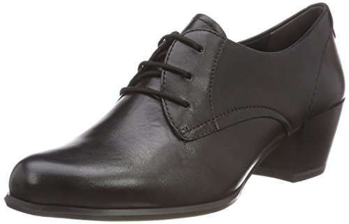 Negro 23305 black 21 Botines Mujer 3 Leather Tamaris Para F4x7qXqO