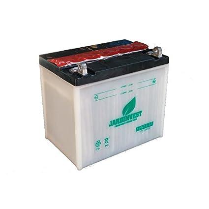 Batterie N A tracteur autoportCAe dp BVGCAU