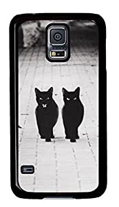 Best Samsung Galaxy S5 Case Cover Custom Phone Shell Skin For Samsung Galaxy S5 With Catwalk
