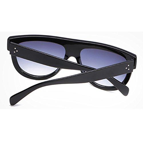 Gafas Moda C1 De Marco Gafas Mujeres Protección Señoras Libre Conducir Al UV Aire Retro Gran Sol De Gran Moda Y De De Personalidad Las Tamaño 400 2018 Para Ideal 4fSnxtqUn