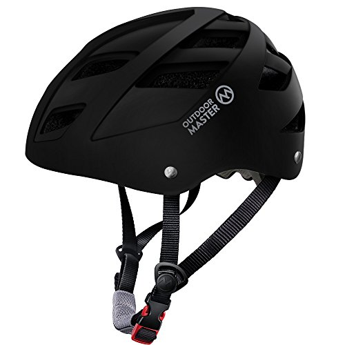 Great Deal! OutdoorMaster Multisport Helmet for Child & Youth - Adjustable Size & Washable Lining - ...