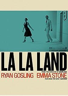 映画 ラ・ラ・ランド ポスター 42x30cm La La Land ララランド ライアン ゴズリング エマ ストーン
