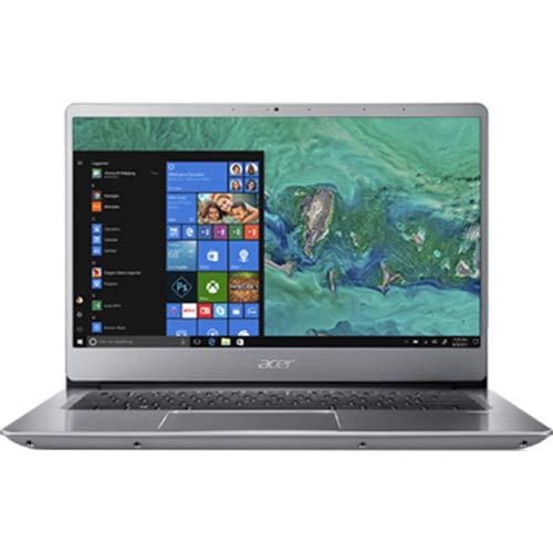 "Acer 14"" Swift 3 SF314-54-39BH LCD Notebook Intel Core i3-8130U (8th Gen) Dual-Core 2.2GHz 4GB DDR4 SDRAM 128GB SSD Windows 10 Home Model NX.GY1AA.001"