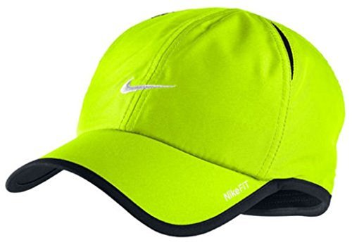 Nike Unisex Feather Light Tennis Hat, Volt