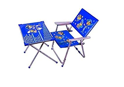 Pleasing Tanishka Kids Study Table And Solid Wood Desk Chair Finish Andrewgaddart Wooden Chair Designs For Living Room Andrewgaddartcom