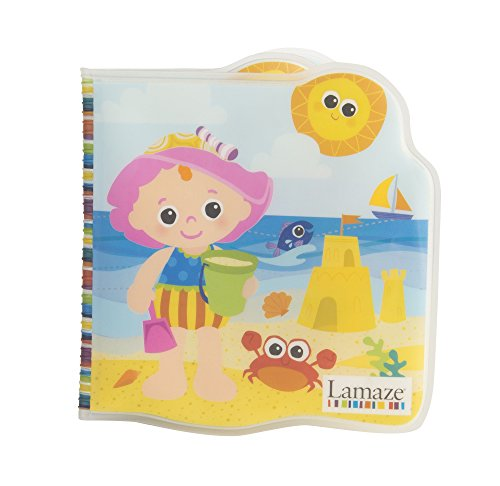 Lamaze My Friend Emily Bath Book