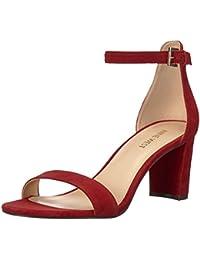 Women's Pruce Suede Heeled Sandal