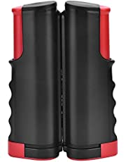Fafeims Red de Tenis de Mesa retráctil Estante de Red de Ping Pong portátil Red de reemplazo de Tenis de Mesa Ajustable