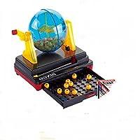 Montez Bingo Lotto With Tray Board Game