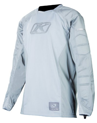 [Klim Mojave Pro Jersey - 2X-Large/Gray] (Pressure Suit Body Armor)