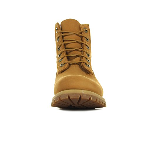 Timberland 6 in Premium Boot W A1k3n, Baskets Femme, Marron Camel