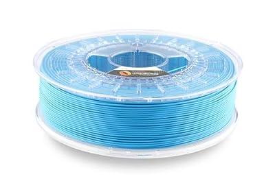 Fillamentum ASA Extrafill Sky Blue 1.75mm 3D Printer Filament Filament 0.75kg Spool (1.65 lbs), Diameter tolerance +/- 0.05mm