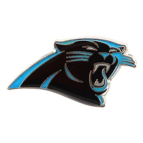 Aminco Carolina Panthers Logo Pin