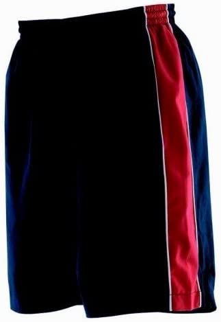 Finden /& Hales Childrens Unisex Contrast Sports Shorts