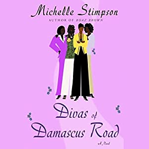 Divas of Damascus Road Audiobook
