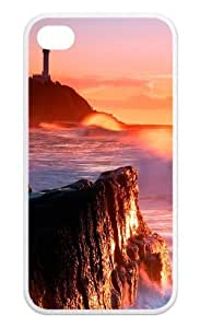 THYde Cool scenery Back Case Hard Durable iPhone 5c Case ending