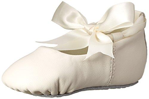 Baby Deer 5168 Sabrina Ballet Flat (Toddler/Little Kid),Ivory,5 M US -