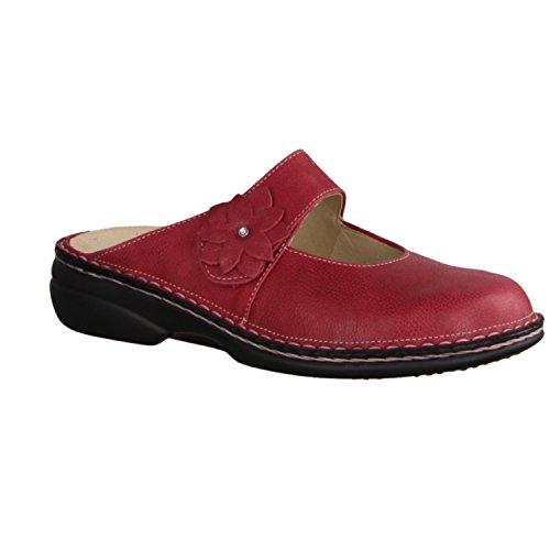 Finn Comfort Davenport rojo - rojo