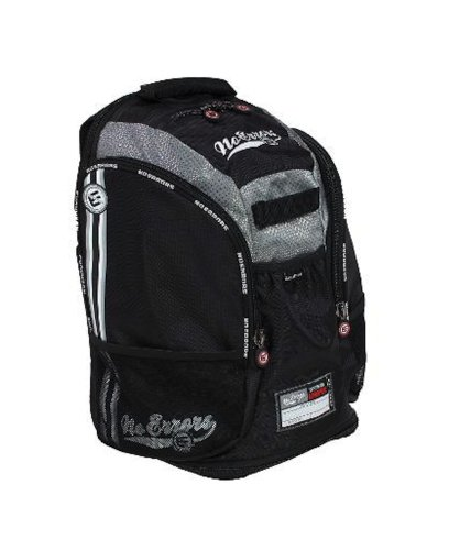 No Errors The Scout Backpack, Black