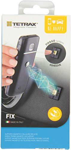 Tetrax (T10300) FIX Smartphone/iPhone/GPS Dashboard Mount Magnetic Holder