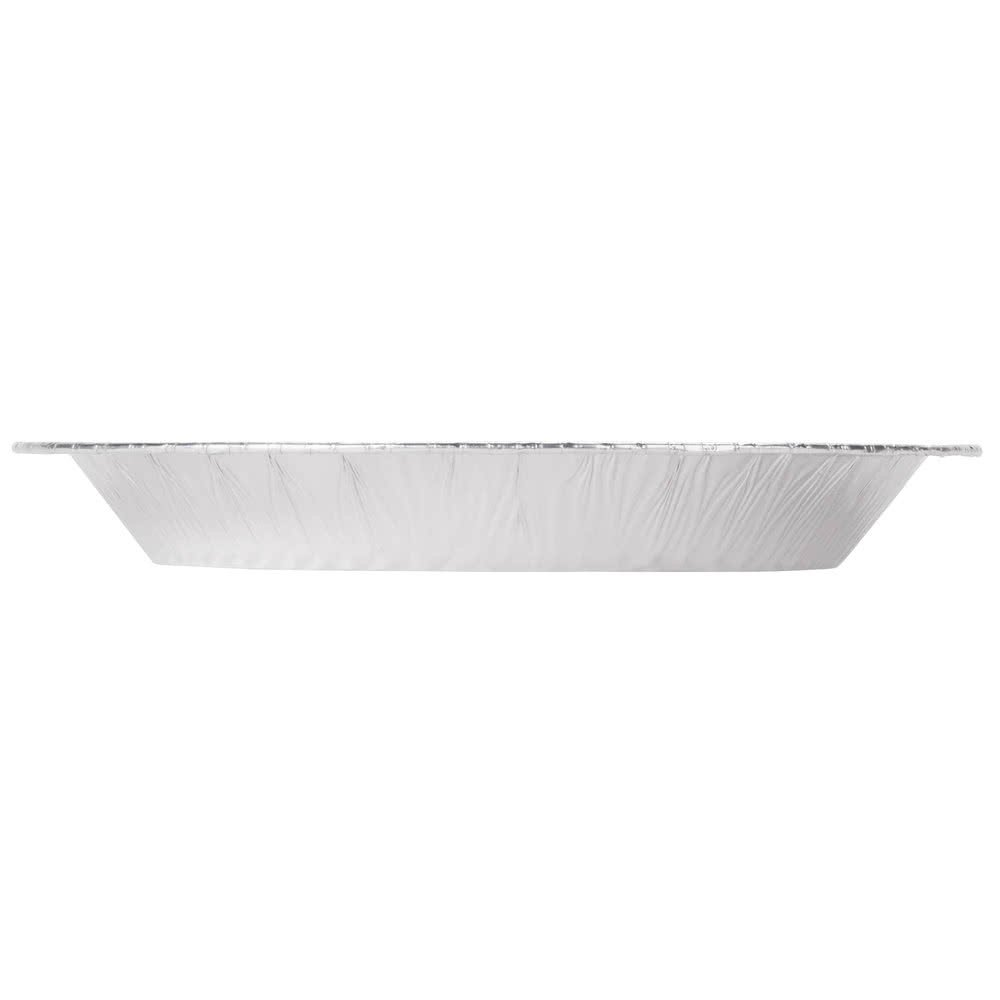 9'' x 1'' Medium Depth Foil Pie Pan - 1000/Case By TableTop King by TableTop King