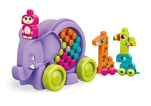 Mega Bloks Building Basics Elephant Parade