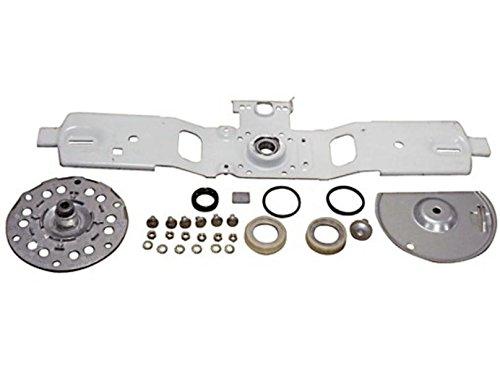 Porta rodamientos lavadora Brandt MALICE 55x2983 + 55x2986 + ...