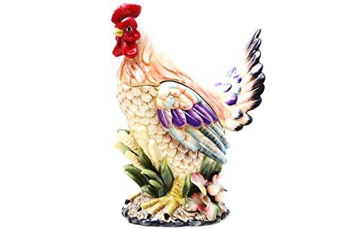 Chicken Hen Cookie Jar <br>10 x 6 x 13 inches