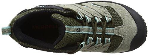 Shoes Women's Cham WTPF 7 Limit Hiking Olive Merrell Dusty ZvYUwqCn