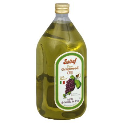 Sadaf Italian Natural Pure Grapeseed Oil, 2 Liter -- 6 per case. by Sadaf