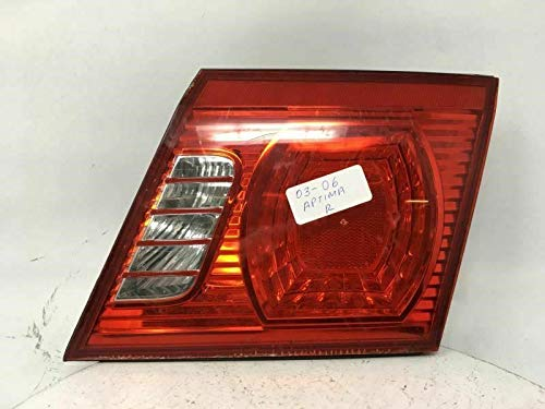 Compatible with 2003 2004 2005 2006 Kia Magentis Passenger Right Tail Light Lamp OEM W228