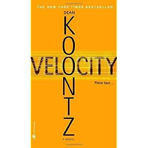 Velocity (Mass Market Paperback)