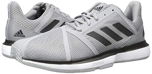 adidas Mens Courtjam Bounce Tennis Shoe