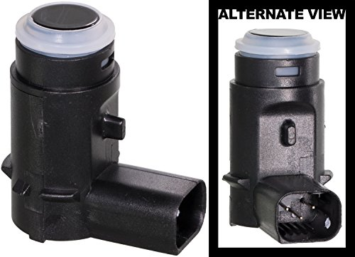 APDTY 135122 Parking Assist Reverse Proximity System Distance Control Sensor Fits 2009-2014 Ford F150 Pickup / 2009-2014 Lincoln LT (Rear Bumper All Positions; Replaces 9L3Z-15K859-C, 9L3Z-15K859-D)