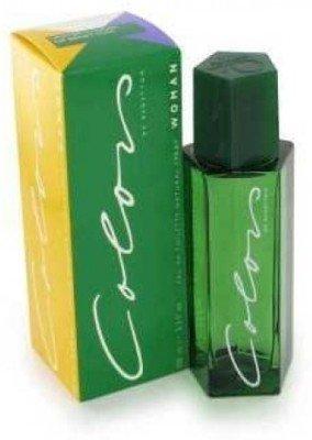 Colors Of Benetton colores por las agua de colonia para mujer - 100 ml (para las mujeres): Amazon.es: Hogar