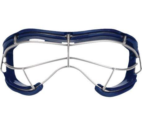 STX 4 Sight Plus Womens Adult Lacrosse Goggle, Navy