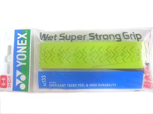Yonex Wet Super Strong Grip AC133 Bright Green