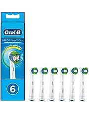 Oral-B Precision Clean Opzetborstels Met CleanMaximiser-technologie, Verpakking Van 6 Stuks
