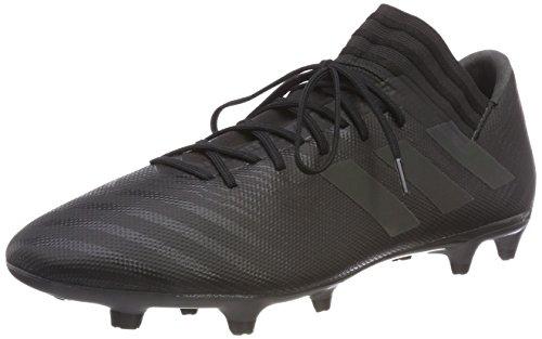 Adidas Mænd Nemeziz 17,3 Fg Fodbold Sko, Hvid, Eu Flerfarvet (cSortcSorthiregr)